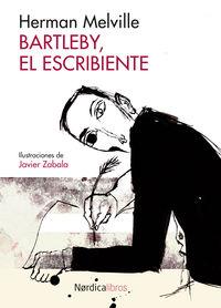 BARTLEBY, EL ESCRIBIENTE (8ªED): portada