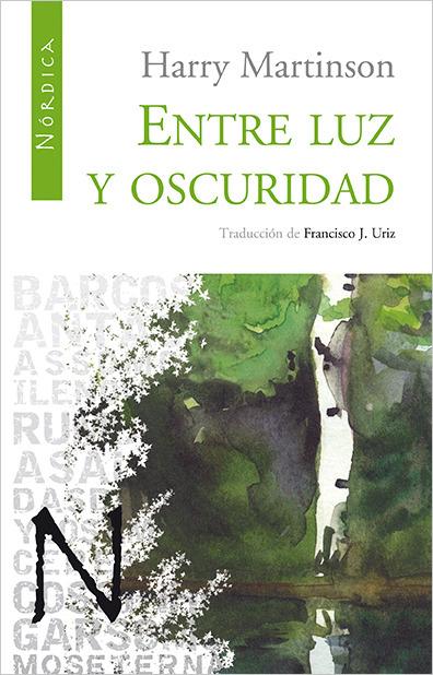 ENTRE LUZ Y OSCURIDAD: portada