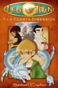 LEO TITAN Y LA CUARTA DIMENSION: portada