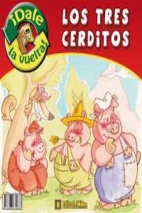 TRES CERDITOS / TRES CERDOTES: portada