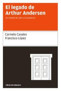 LEGADO DE ARTHUR ANDERSEN,EL: portada