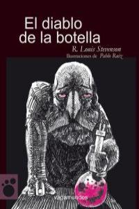 DIABLO DE LA BOTELLA,EL: portada