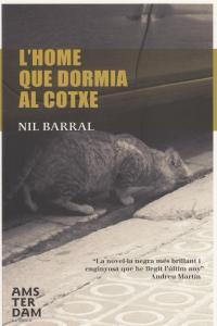L'HOME QUE DORMIA AL COTXE - CAT: portada