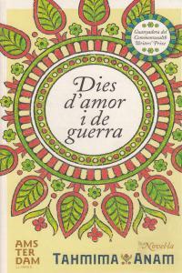 DIES D'AMOR I DE GUERRA - CAT: portada