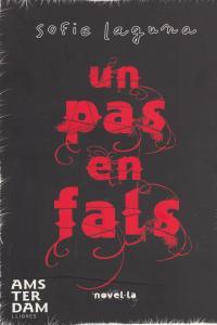 UN PAS EN FALS - CAT: portada