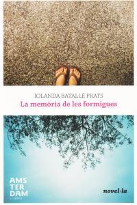 MEMORIA DE LES FORMIGUES,LA - CAT: portada