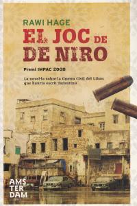 JOC DE DE NIRO,EL - CAT: portada