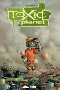 TOXIC PLANET 1: portada