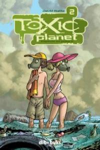 TOXIC PLANET 2: portada