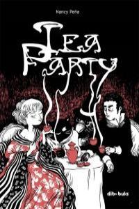 TEA PARTY: portada