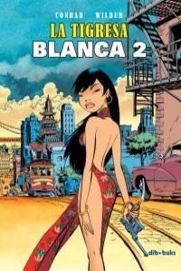 LA TIGRESA BLANCA 2: portada