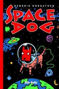 SPACE DOG: portada