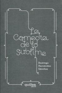 COMEDIA DE LO SUBLIME,LA: portada