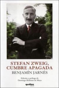 STEFAN ZWEIG CUMBRE APAGADA: portada