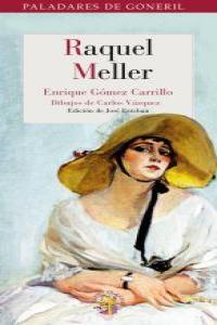 RAQUEL MELLER: portada