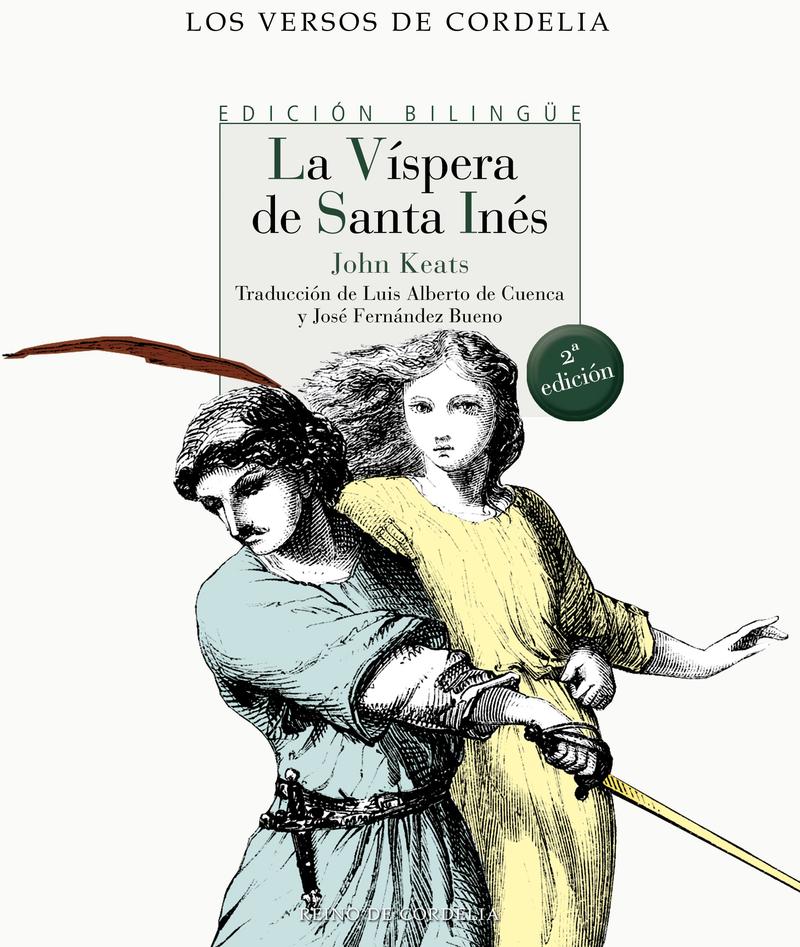 VISPERA DE SANTA INES,LA: portada