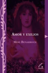 Amor y exilios: portada