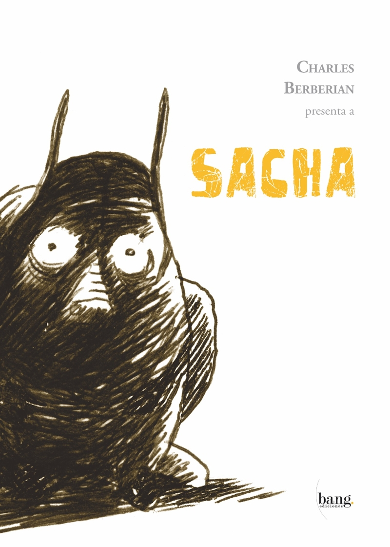 SACHA: portada