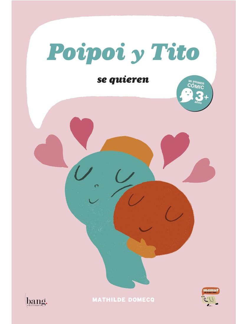 POIPOI Y TITO SE QUIEREN: portada