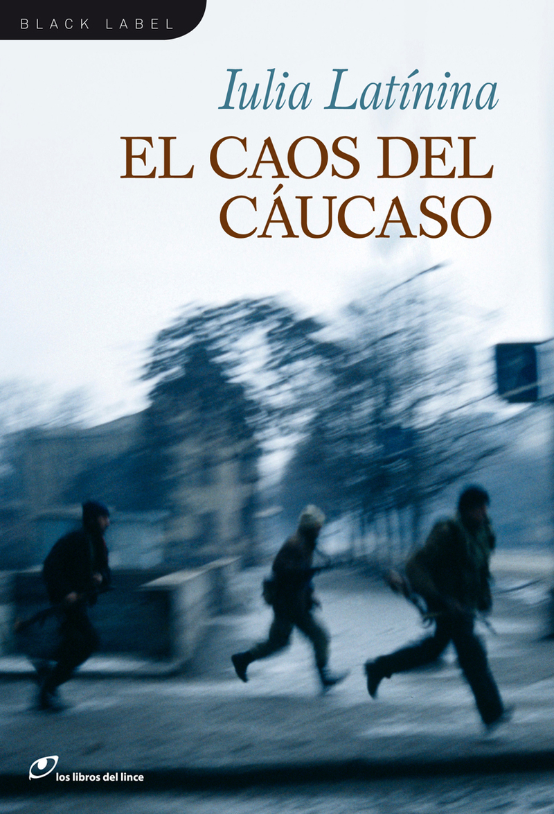 CAOS DEL CAUCASO,EL: portada