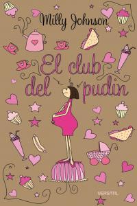 Club del pudin, El: portada