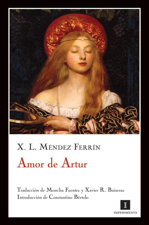 AMOR DE ARTUR: portada