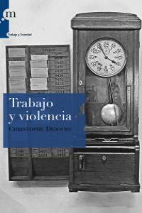 TRABAJO Y VIOLENCIA: portada