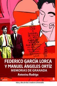 FEDERICO GARCIA LORCA Y MANUEL ANGELES ORTIZ: portada