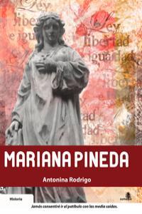 MARIANA PINEDA: portada
