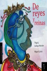 DE REYES Y REINAS: portada