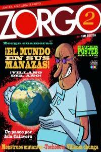 ZORGO 2: portada