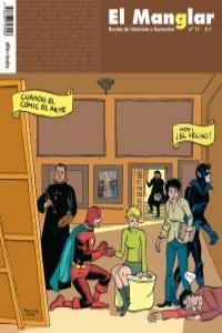 EL MANGLAR 11: portada
