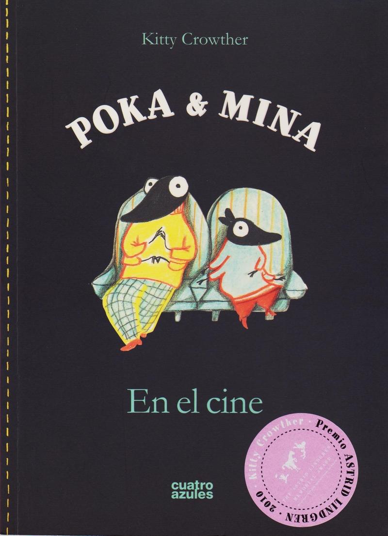 POKA & MINA: EL DESPERTAR: portada