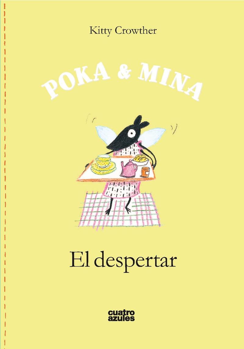 POKA & MINA: EN EL CINE: portada
