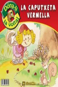 CAPUTXETA VERMELLA / CAPUTXOTA VERMELLA: portada
