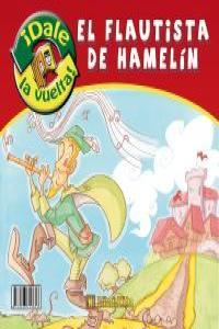 FLAUTISTA DE HAMELIN / FLAUTISTA DE RATOLIN: portada
