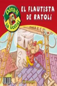 FLAUTISTA D\'HAMELIN / FLAUTISTA DE RATOLI - CAT: portada