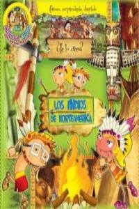 INDIOS NORTEAMERICANOS,LOS: portada
