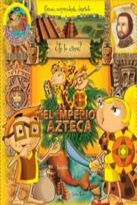 IMPERIO AZTECA,EL: portada