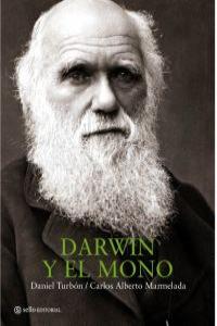 Darwin y el mono: portada
