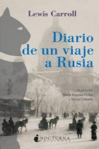 DIARIO DE UN VIAJE A RUSIA: portada