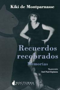 RECUERDOS RECOBRADOS. MEMORIAS: portada