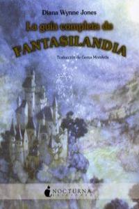 GUIA COMPLETA DE FANTASILANDIA,LA: portada