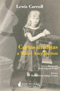 CARTAS INEDITAS A MABEL AMY BURTON: portada