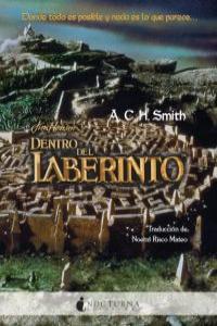 DENTRO DEL LABERINTO: portada