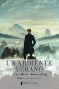 ARDIENTE VERANO,UN: portada