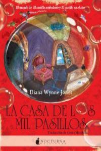 CASA DE LOS MIL PASILLOS,LA: portada