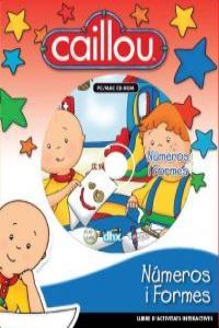 CAILLOU NÚMEROS I FORMES: portada