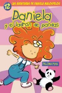 DANIELA Y EL LADRON DE PANDAS 12: portada