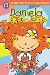 DANIELA Y LOS TRES LOBITOS 13: portada